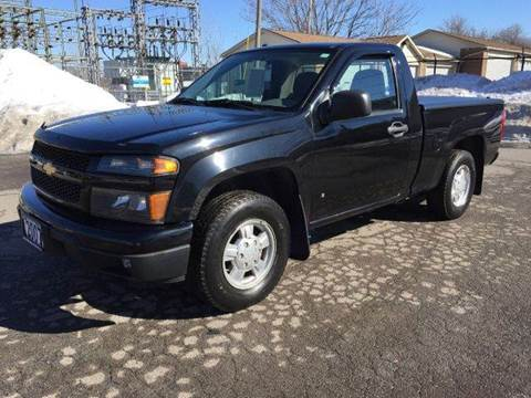 2007 Chevrolet Colorado for sale at Champion Auto Sales II INC in Rochester NY