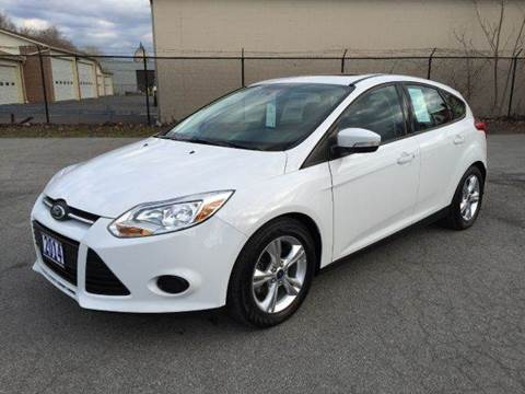 2014 Ford Focus for sale at Champion Auto Sales II INC in Rochester NY