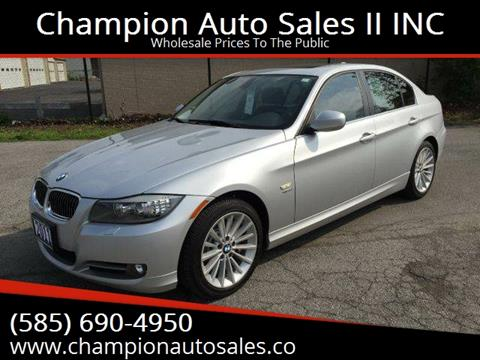 Cars For Sale Rochester Ny >> Champion Auto Sales Ii Inc Car Dealer In Rochester Ny