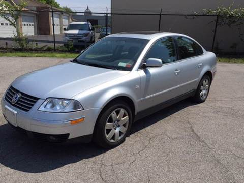 2001 Volkswagen Passat for sale at Champion Auto Sales II INC in Rochester NY