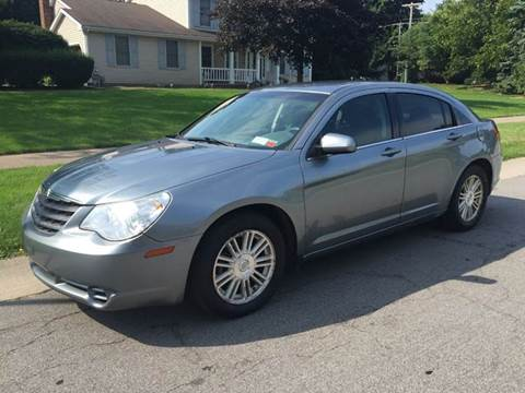 2008 Chrysler Sebring for sale at Champion Auto Sales II INC in Rochester NY