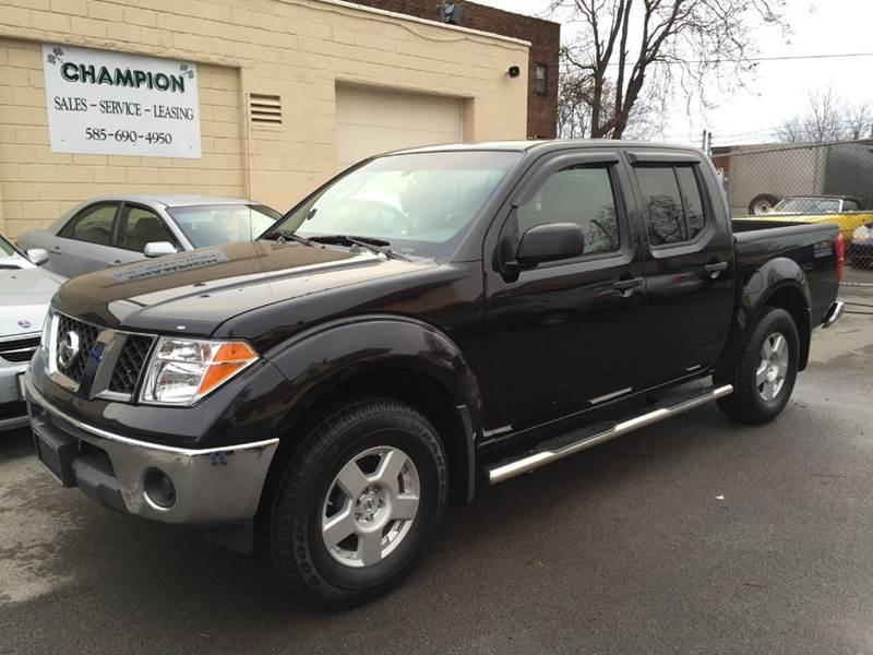 2005 Nissan Frontier Nismo Se 4dr Crew Cab 4wd Sb In Rochester Ny