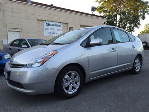2007 Toyota Prius for sale at Champion Auto Sales II INC in Rochester NY