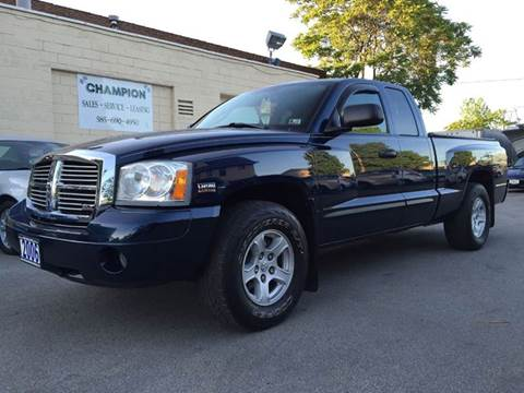 2006 Dodge Dakota for sale at Champion Auto Sales II INC in Rochester NY