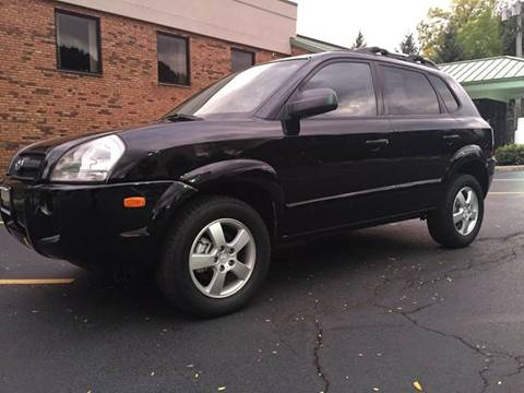 2005 Hyundai Tucson for sale at Champion Auto Sales II INC in Rochester NY
