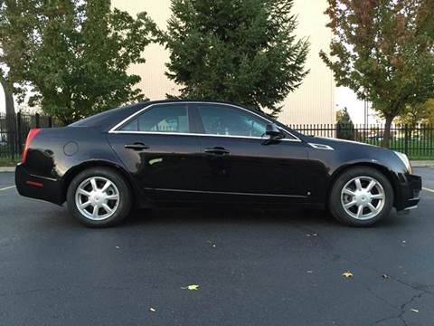 2008 Cadillac CTS for sale at Champion Auto Sales II INC in Rochester NY