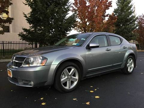 2008 Dodge Avenger for sale at Champion Auto Sales II INC in Rochester NY