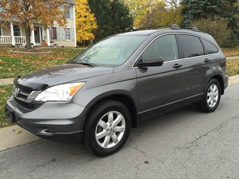2011 Honda CR-V for sale at Champion Auto Sales II INC in Rochester NY