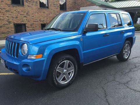 2008 Jeep Patriot for sale at Champion Auto Sales II INC in Rochester NY