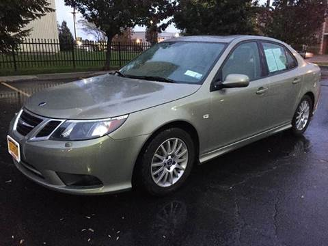 2008 Saab 9-3 for sale at Champion Auto Sales II INC in Rochester NY