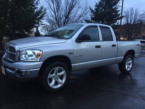 2008 Dodge Ram Pickup 1500 for sale at Champion Auto Sales II INC in Rochester NY