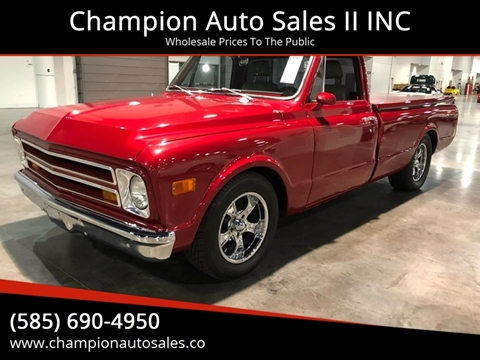 241721a5ba51 1969 Chevrolet C K 10 Series for sale in Rochester