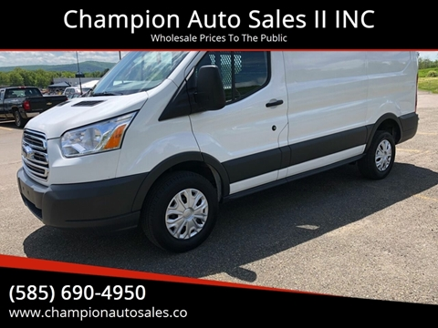 2018 Ford Transit Cargo for sale in Rochester, NY