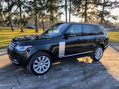 2015 Land Rover Range Rover for sale in Novi, MI
