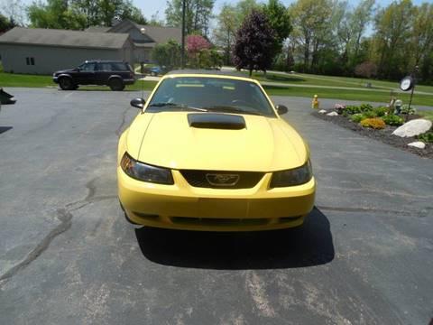 2002 Ford Mustang for sale in Novi, MI