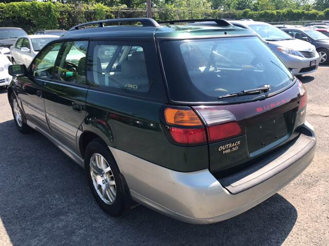 2001 Subaru Outback AWD VDC 4dr Wagon - Hasbrouck Heights NJ
