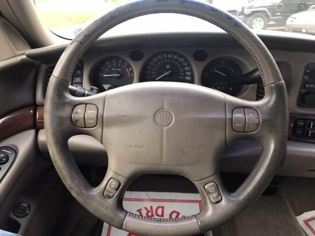 2002 Buick LeSabre Custom 4dr Sedan - Teterboro NJ