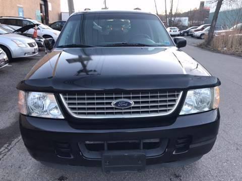 2002 Ford Explorer 4dr XLS 4WD SUV - Teterboro NJ