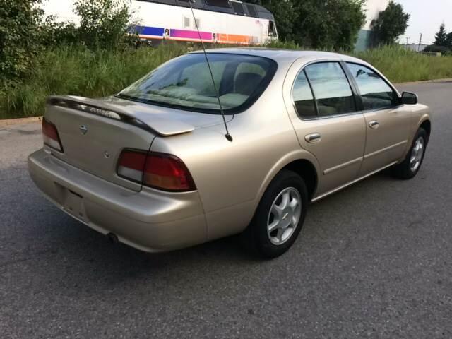 1998 Nissan Maxima GLE 4dr Sedan - Teterboro NJ