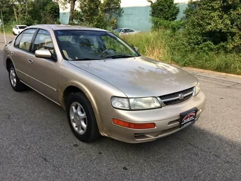 1998 Nissan Maxima for sale in Teterboro, NJ