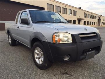 2002 Nissan Frontier for sale in Teterboro, NJ