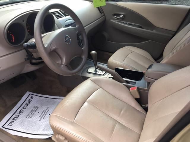 2002 Nissan Altima 2.5 S 4dr Sedan - Teterboro NJ