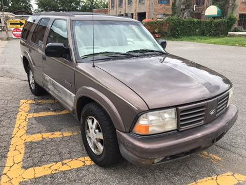 1999 Oldsmobile Bravada for sale in Teterboro, NJ