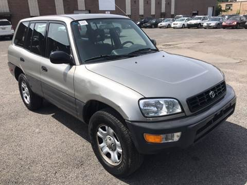 1999 Toyota RAV4 for sale in Teterboro, NJ