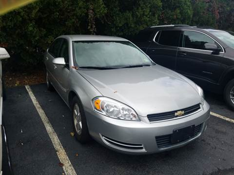 2007 Chevrolet Impala for sale in Teterboro, NJ