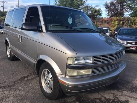 2003 Chevrolet Astro for sale in Teterboro, NJ