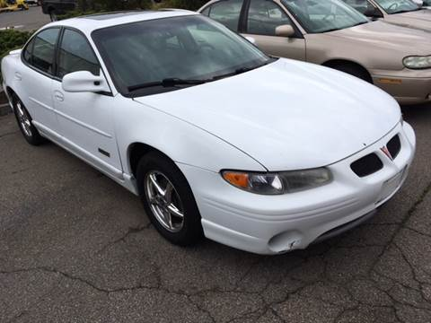 2001 Pontiac Grand Prix for sale in Teterboro, NJ