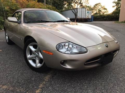 2000 Jaguar XK-Series for sale in Teterboro, NJ