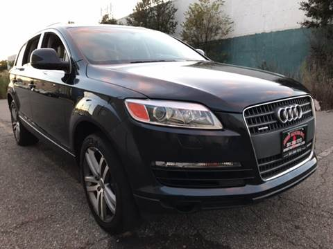 2008 Audi Q7 for sale in Teterboro, NJ