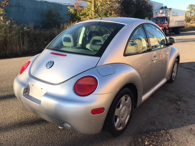 1999 Volkswagen New Beetle Gls 2dr Coupe In Teterboro Nj