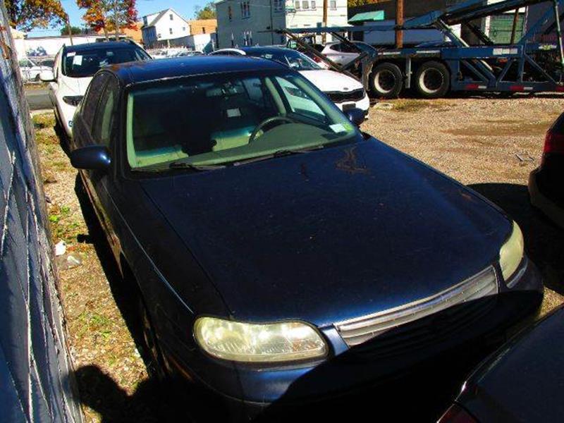 1999 Chevrolet Malibu Ls 4dr Sedan In Teterboro Nj