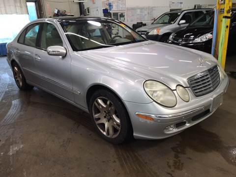 2003 mercedes benz e class for sale in poughkeepsie ny for Selective motor cars miami
