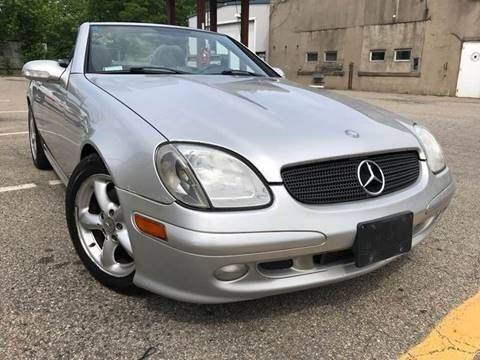 High Quality 2002 Mercedes Benz SLK For Sale In Teterboro, NJ