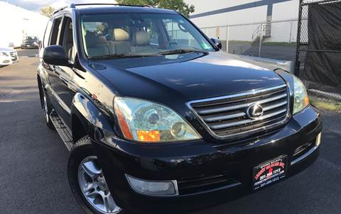 2005 Lexus GX 470 For Sale In Teterboro, NJ