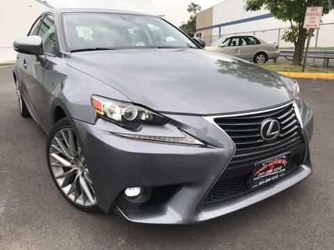 2015 Lexus IS 250 For Sale In Teterboro, NJ