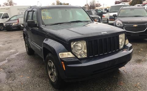 2008 Jeep Liberty for sale in Teterboro, NJ