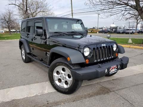 2011 Jeep Wrangler Unlimited for sale in Teterboro, NJ