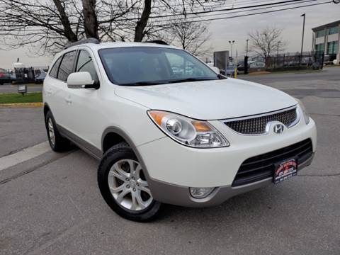 2010 Hyundai Veracruz for sale in Teterboro, NJ