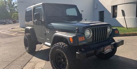 2004 Jeep Wrangler for sale in Teterboro, NJ