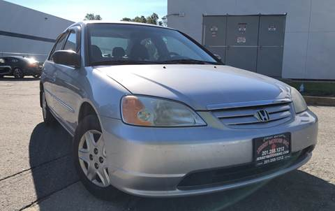 2003 Honda Civic for sale in Teterboro, NJ