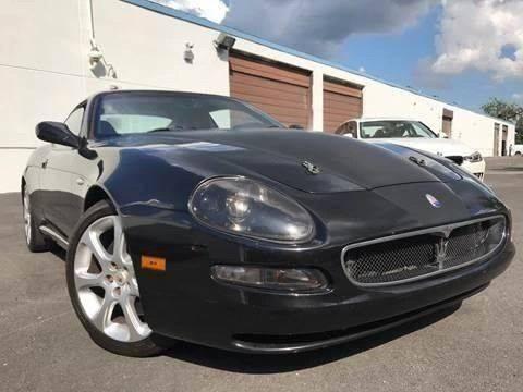 2002 Maserati Coupe for sale in Teterboro, NJ