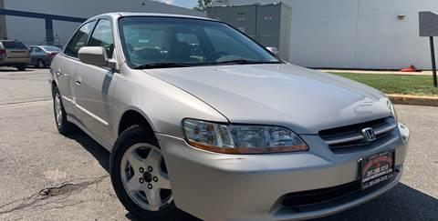 1999 Honda Accord for sale in Teterboro, NJ