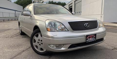 2003 Lexus Ls430 >> 2003 Lexus Ls 430 For Sale In Teterboro Nj
