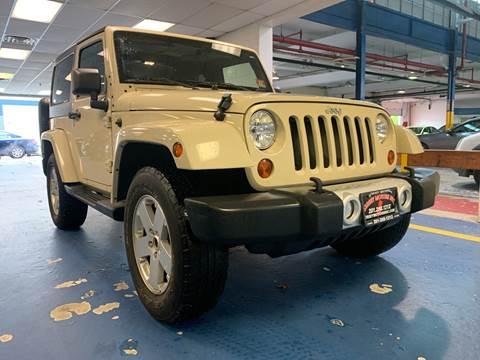 2011 Jeep Wrangler for sale in Teterboro, NJ