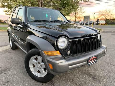 2005 Jeep Liberty for sale in Teterboro, NJ