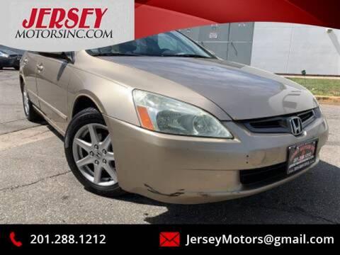 2003 Honda Accord for sale in Teterboro, NJ